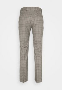 Limehaus - HERITAGE TROUSER - Suit trousers - brown - 6