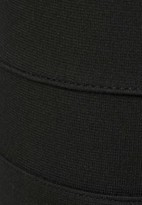 Evans - PONTE STITCH - Leggings - Trousers - black - 3