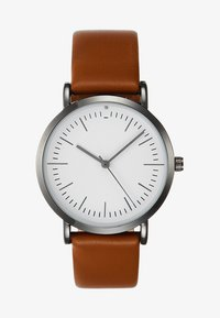 KIOMI - Watch - cognac - 2