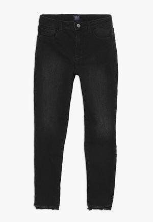 GIRL  - Jeans Skinny - black wash