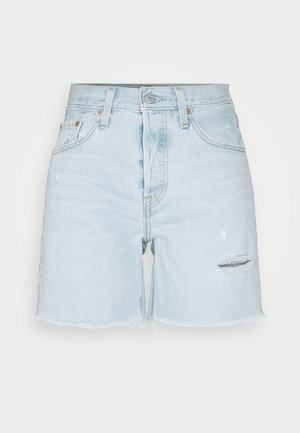 501® MID THIGH SHORT - Denim shorts - luxor focus