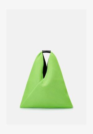 JAPANESE BAG CLASSIC - Velká kabelka - acid green