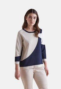 Elena Mirò - Sweatshirt - blu - 0