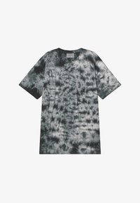 Grunt - NJORD TEE - Print T-shirt - jet black - 2