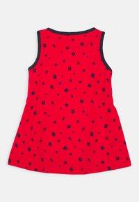 Levi's® - RINGER TANK DRESS - Jersey dress - super red - 1