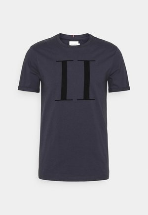 ENCORE  - Print T-shirt - navy