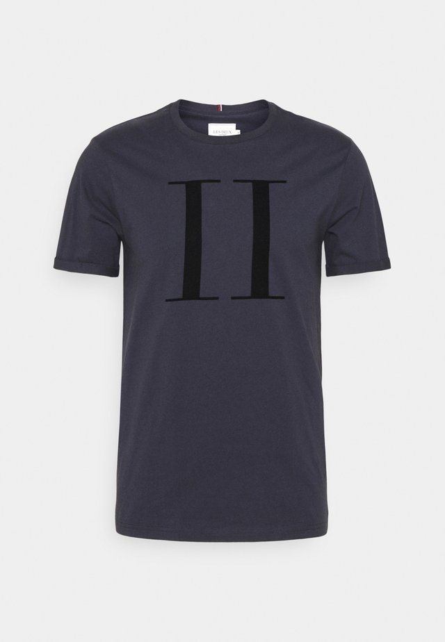 ENCORE  - T-shirt con stampa - navy