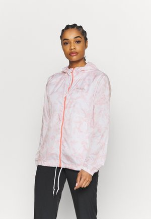 FLASH FORWARD PRINTED - Giacca outdoor - white