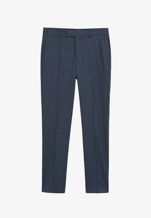 MILANO - Kostymbyxor - preußisch blau
