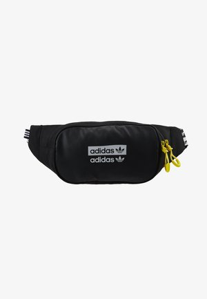 WAISTBAG - Ledvinka - black