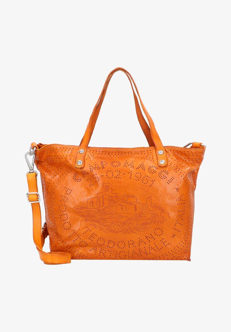 Campomaggi - Tote bag - orange