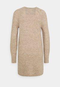 ONLY Petite - ONLCORINNE DRESS - Jumper dress - toasted coconut melange - 1