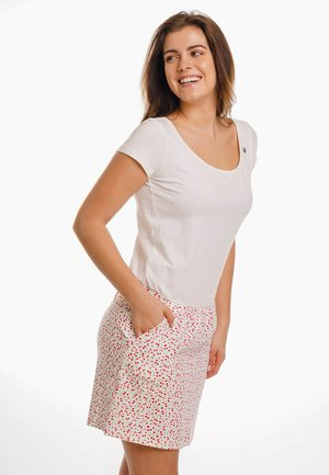 TESSA - Shirt dress - white