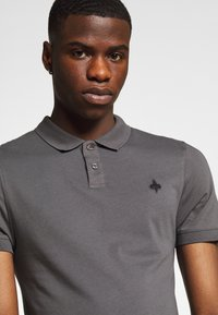 Zign - Polo - dark gray - 4
