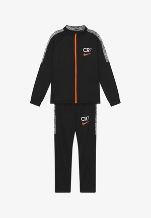 CR7 DRY - Tracksuit - black/white
