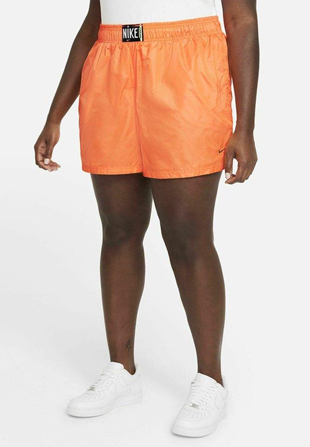 Short - atomic orange/black