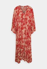 Culture - CUELAINA DRESS - Maxi dress - ketchup - 0