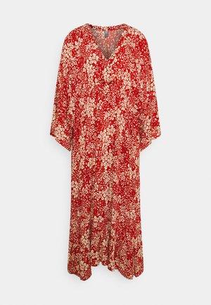 CUELAINA DRESS - Maxi dress - ketchup