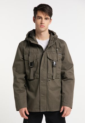 Outdoorjacke - military olive