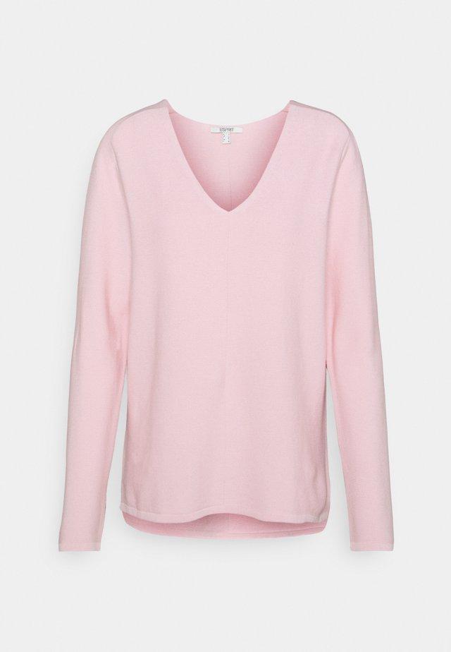 Jersey de punto - light pink