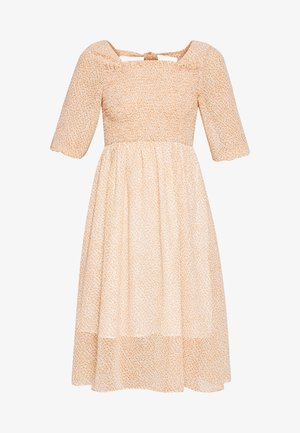 LADIES DRESS - Day dress - ashley powder pink