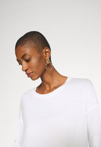 GAP - LUXE - Long sleeved top - white