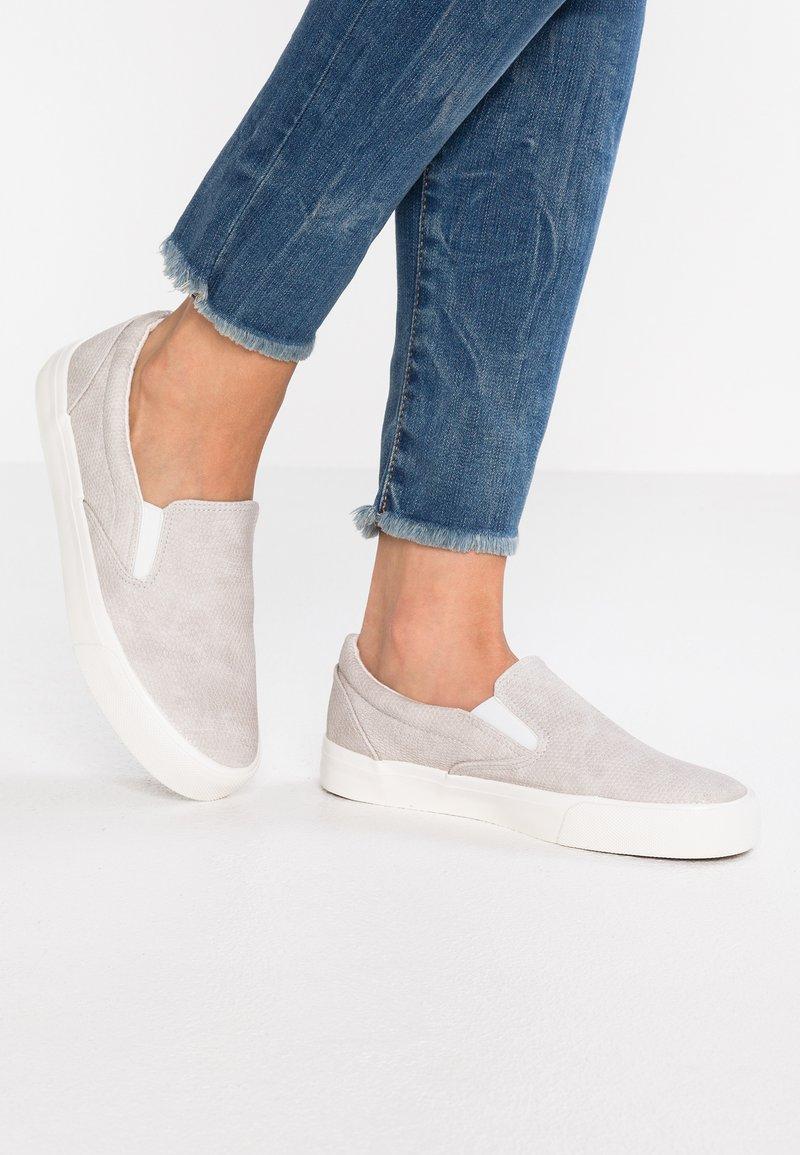 New Look - MIZARD - Nazouvací boty - mid grey