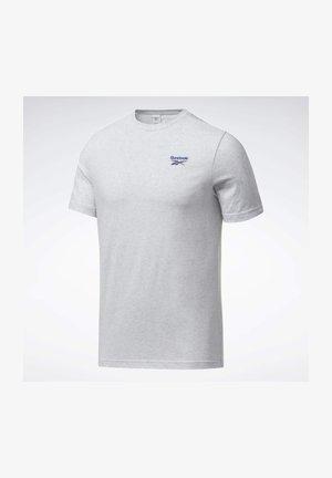 CLASSICS SMALL VECTOR T-SHIRT - Print T-shirt - white