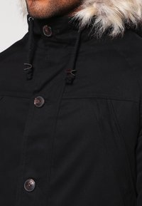 Pier One - Parka - black - 4