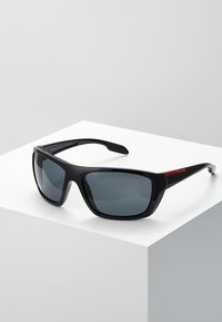 Prada Linea Rossa - Solbriller - black - 0