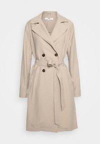 Dorothy Perkins Tall - Klasický kabát - stone - 4