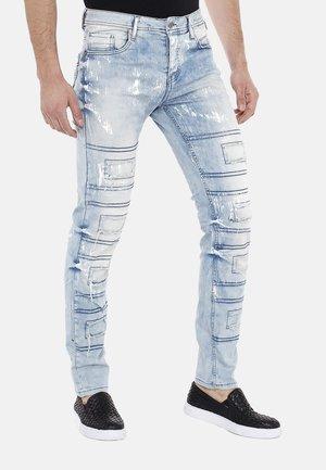 Slim fit jeans - lichtblauw