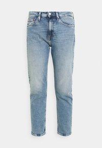 Tommy Jeans - IZZIE SLIM ANKLE - Slim fit jeans - denim light - 4
