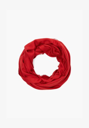 Scarf - dark red