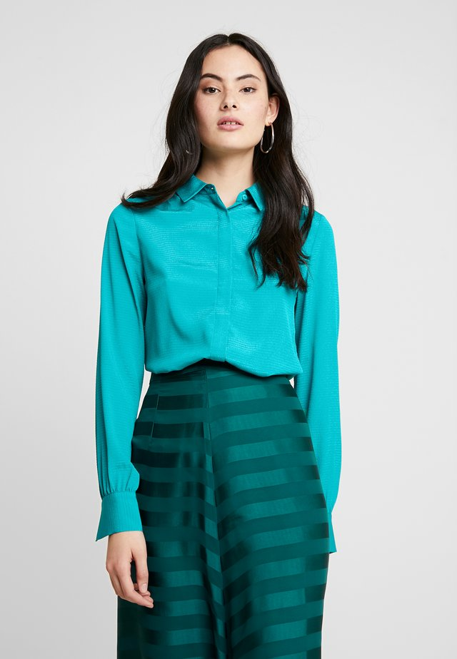 MAPLE - Overhemdblouse - tropical green