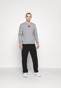 HUGO - DIRAGOL - Sweatshirt - medium grey - 1