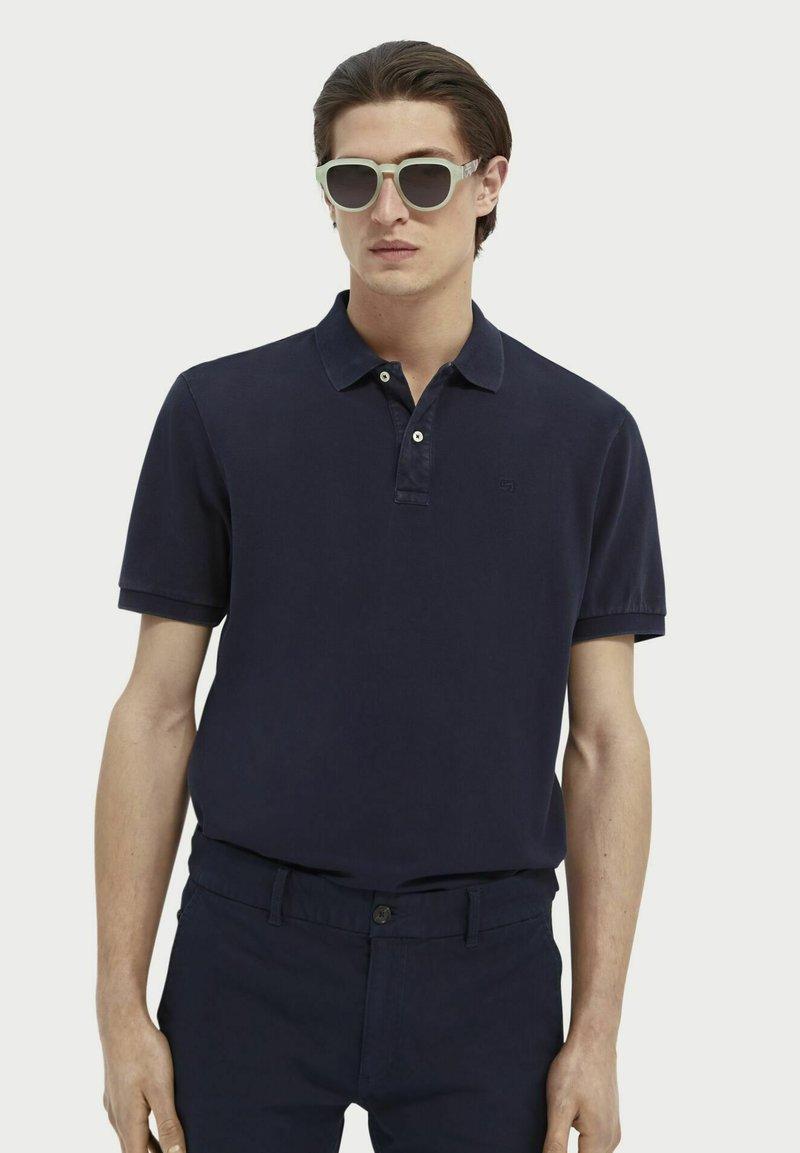 Scotch & Soda - Polo shirt - night