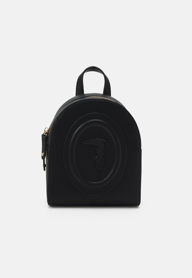 LISBONA BACKPACK SMOOTH - Sac à dos - black