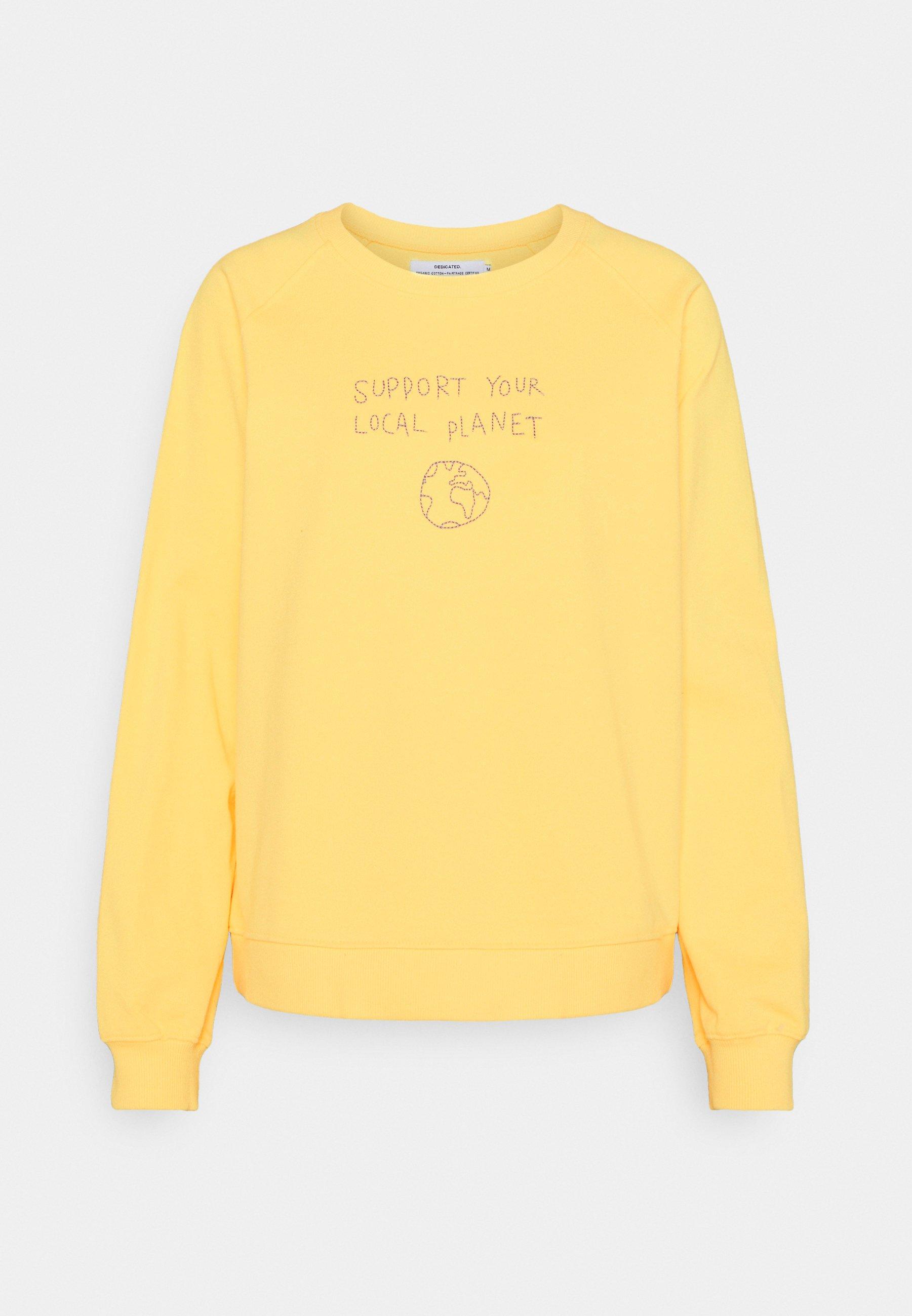 Women RAGLAN LOCAL PLANET - Sweatshirt