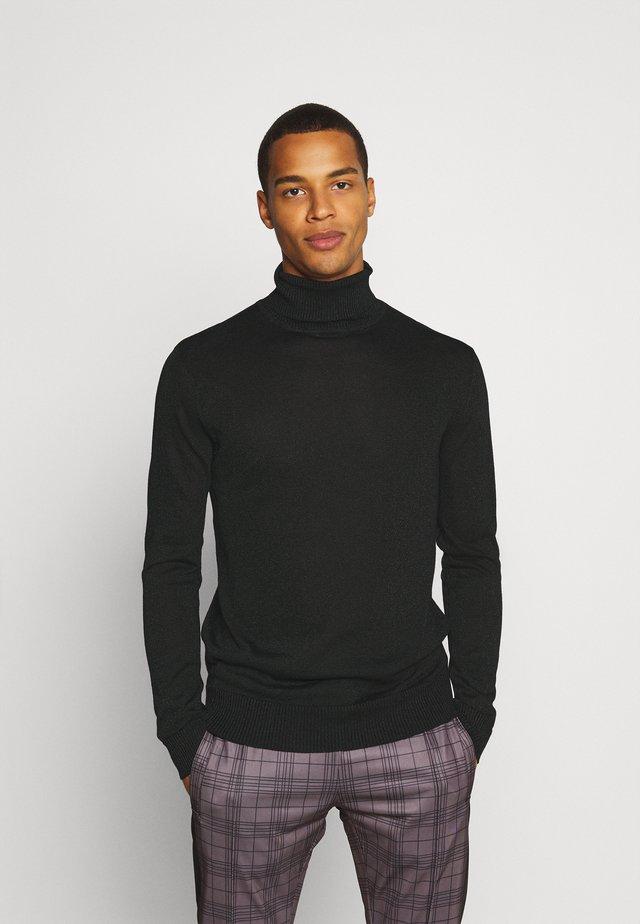 HULME - Pullover - black