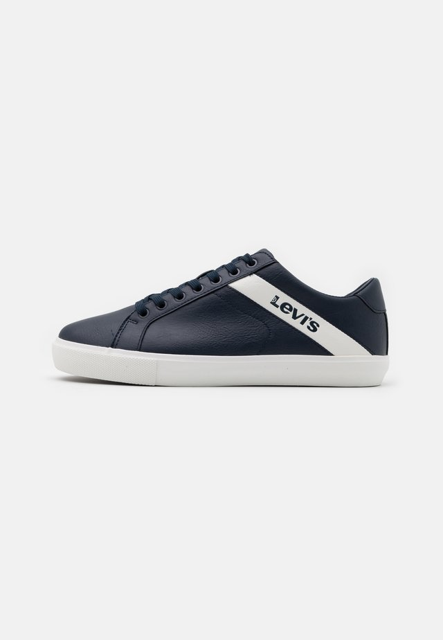 WOODWARD L 2.0 - Trainers - navy blue