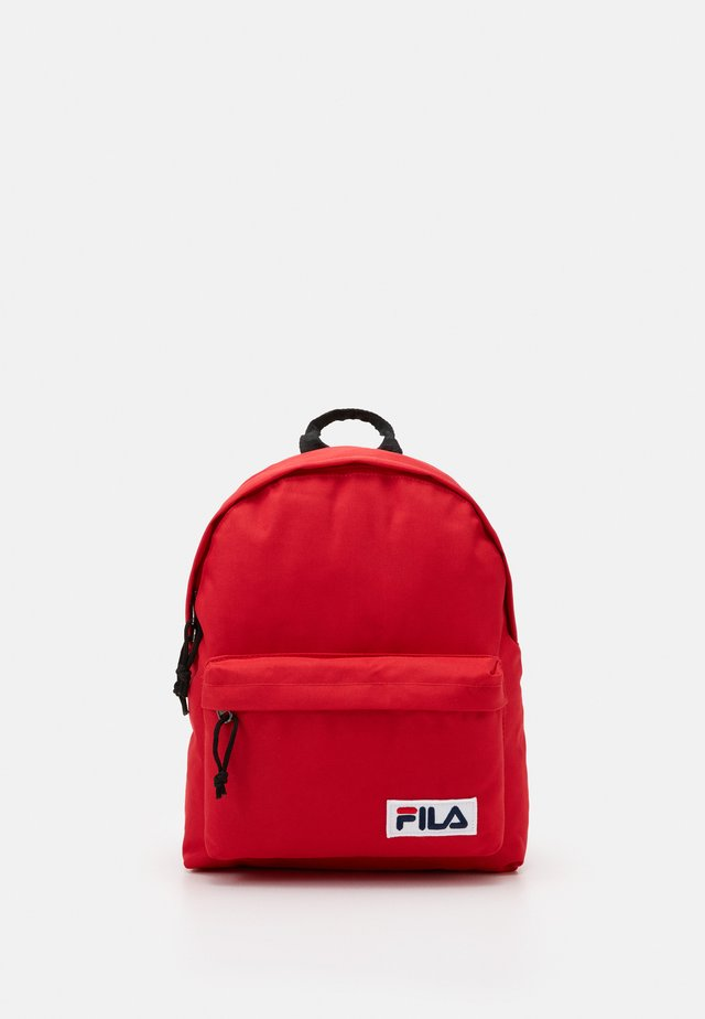 MINI BACKPACK MALMÖ - Rucksack - true red