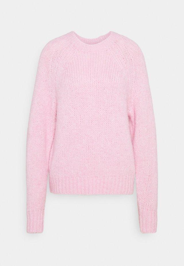 UUMOILLA PULLOVER - Jumper - light pink