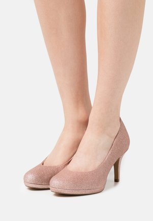 Tacones - rose glam