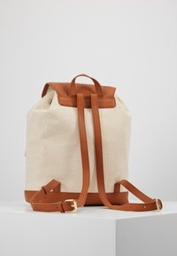 Anna Field - LEATHER/COTTON - Reppu - cognac - 2
