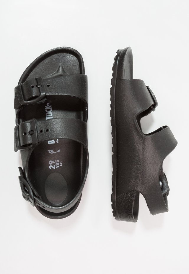 MILANO KIDS - Pool slides - black