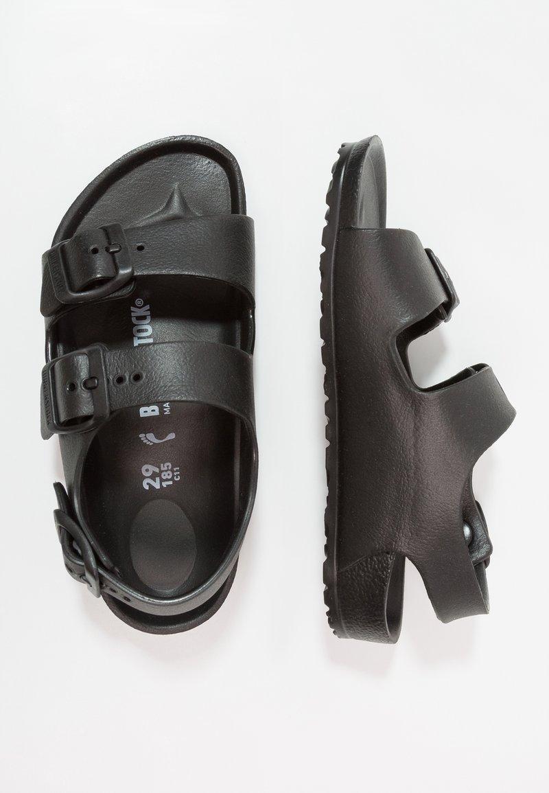Birkenstock - MILANO KIDS - Pool slides - black