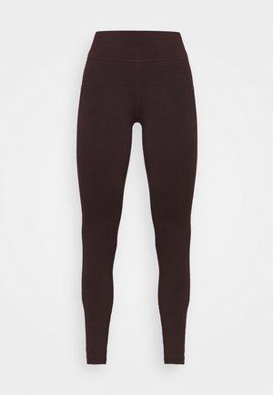 ALL DAY LEGGINGS - Legging - black cherry purple
