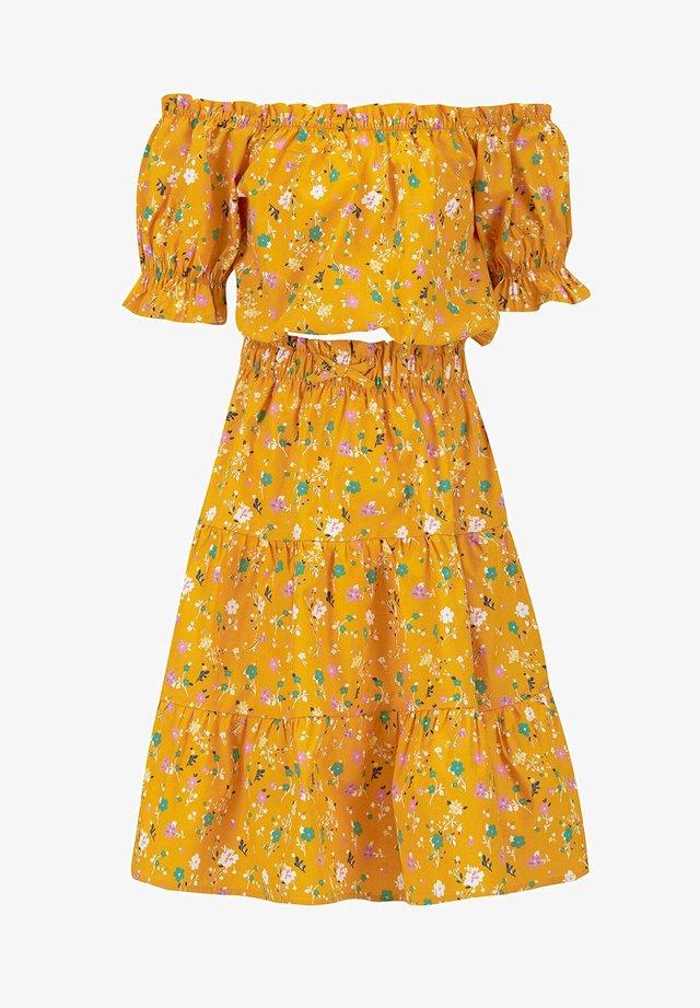 Bluzka - yellow