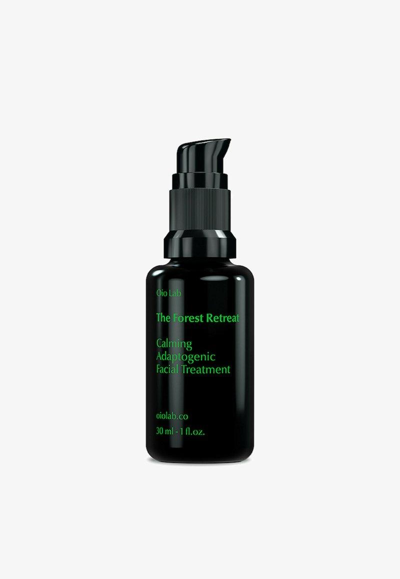 Oio Lab - THE FOREST RETREAT  - CALMING ADAPTOGENIC FACIAL TREATMENT 30ML - Face cream - -